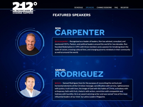 212 Conference 2016 Thumbnail