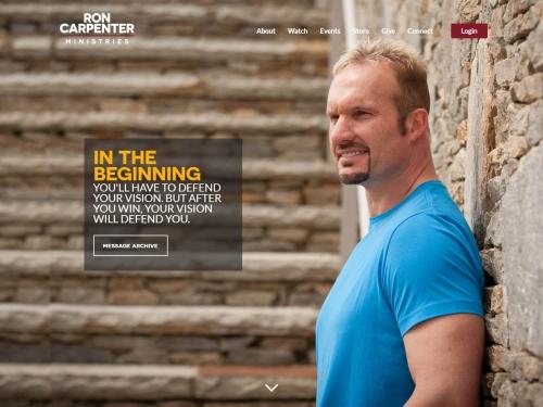 RonCarpenter.com Thumbnai