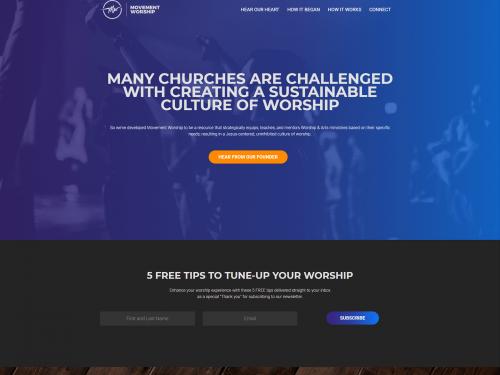 Movement Worship Thumbnail